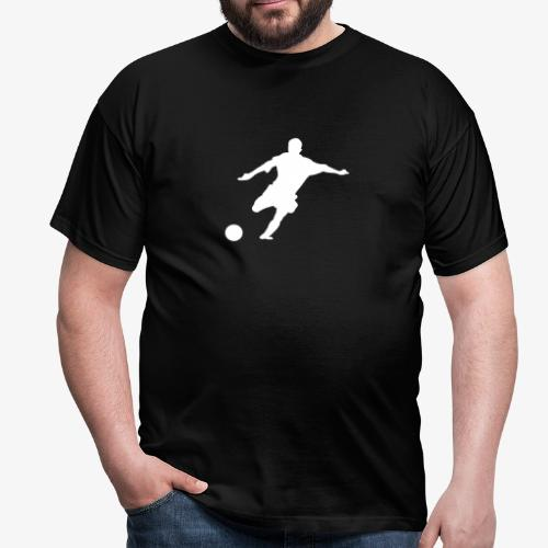 Men's Football #3 T-Shirt - Men's T-Shirt