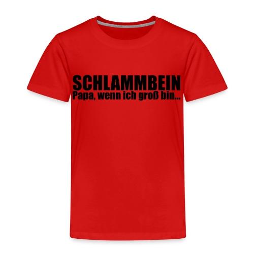 SCHLAMMBEIN 2013 Kindershirt - Kinder Premium T-Shirt