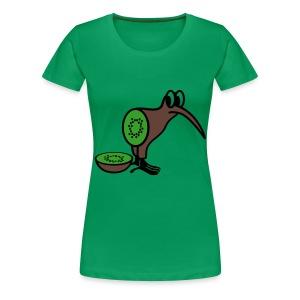 kiwi - T-shirt Premium Femme