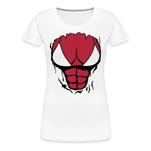 muscle - T-shirt Premium Femme