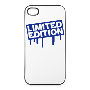 Limited Edition Iphone Case - iPhone 4/4s Hard Case