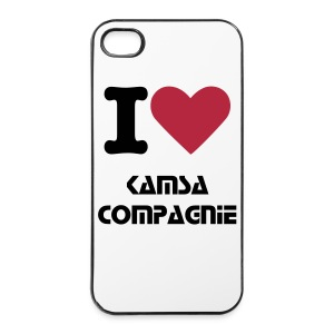 Coque KamsaCompagnie - Coque rigide iPhone 4/4s