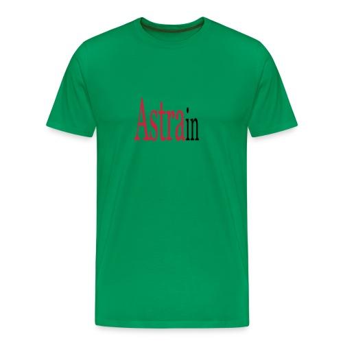Astrain1 - Männer Premium T-Shirt