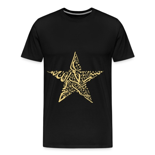 ★ T-Shirt Calligraphie KamsaCompagnie ☆  - T-shirt Premium Homme