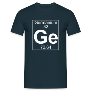 Germanium (Ge) (element 32) - Full 1 col Shirt - Men's T-Shirt