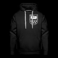 Pullover & Hoodies ~ Männer Premium Kapuzenpullover ~ Kapuzenpully mit Siebenbürgen-Wappen