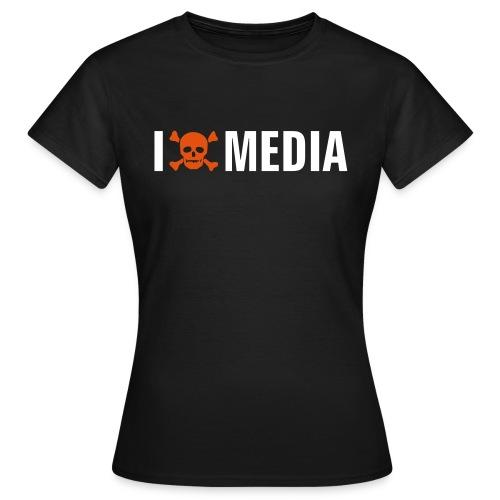 Media - Frauen T-Shirt