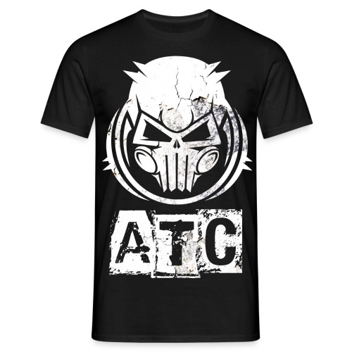 Andy The Core - Massive Skull Shirt - Men's T-Shirt