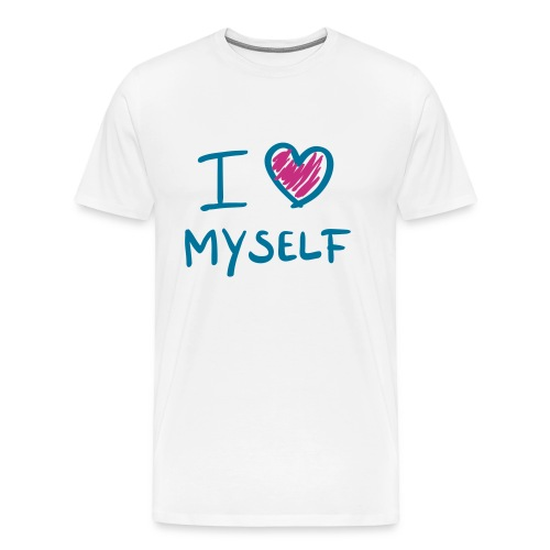 Love Myself - Männer Premium T-Shirt