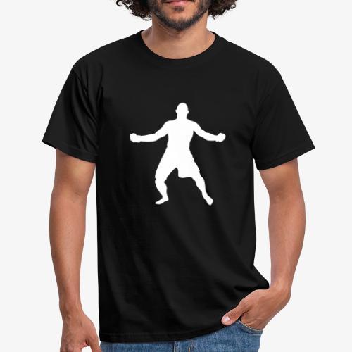 Men's MMA #7 - The Iceman T-Shirt - Men's T-Shirt