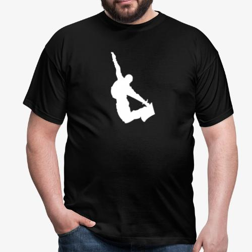 Men's Snowboarder #6 T-Shirt - Men's T-Shirt