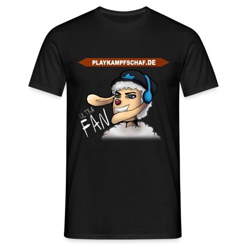 PlayKampfschaf - UlraFan - Männer T-Shirt