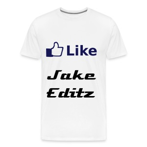 Like Jake Editz Tee - Men's Premium T-Shirt