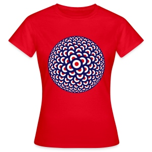 Mod Swarm Ladies T-shirt - Women's T-Shirt