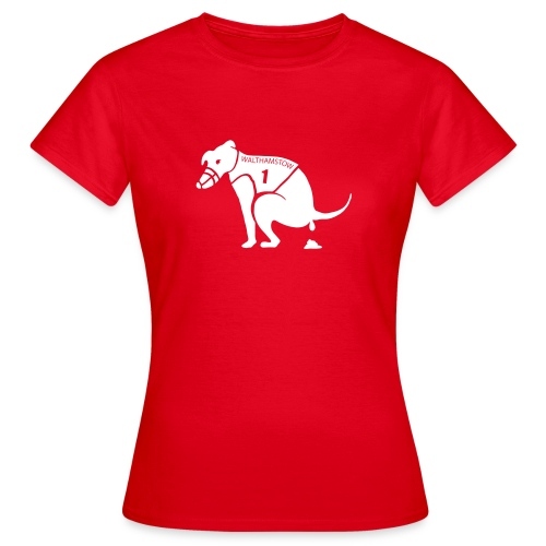 Women's Dog Racing Tee - Women's T-Shirt