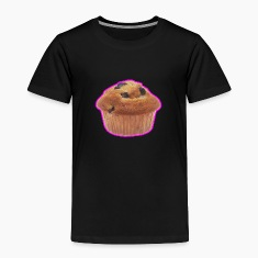 Muffin - Baked Goods - Bakery - Treat - Yummy Shirts