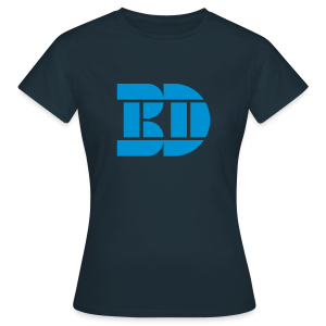 BD Logo Berlin Girls Tshirt - Frauen T-Shirt