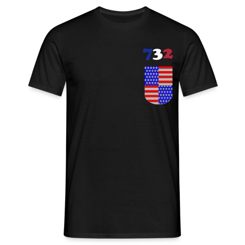 France/fiers - T-shirt Homme