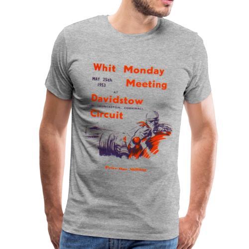 Davidstow Circuit - Men's Premium T-Shirt