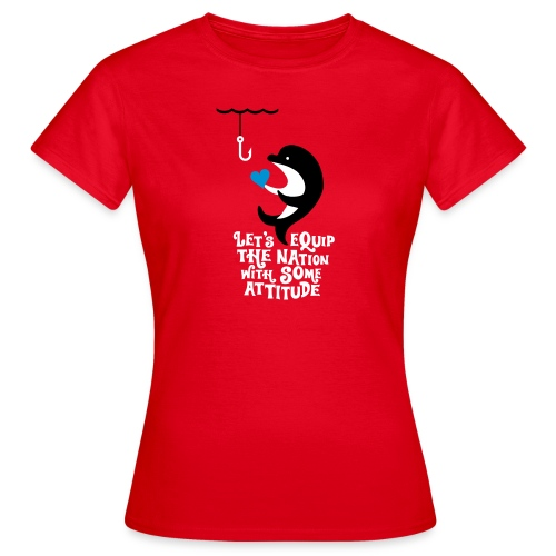 Attitude - Women's T-Shirt