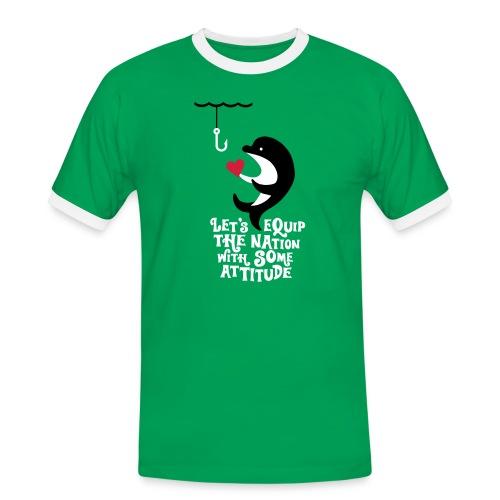 Attitude - Men's Ringer Shirt