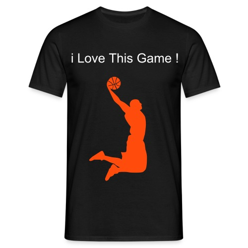 i love thi Game - T-shirt Homme