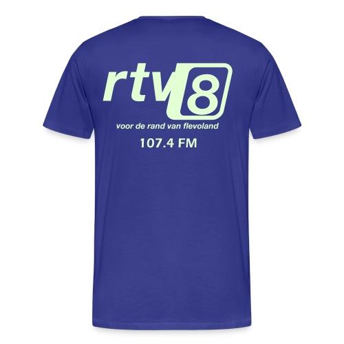 RTV8 - Mannen Premium T-shirt