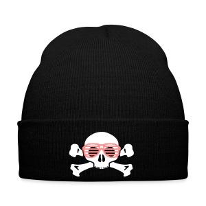 tête de mort geek skull - Bonnet d'hiver