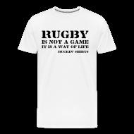 T-Shirts ~ Men's Premium T-Shirt ~ Way of Life