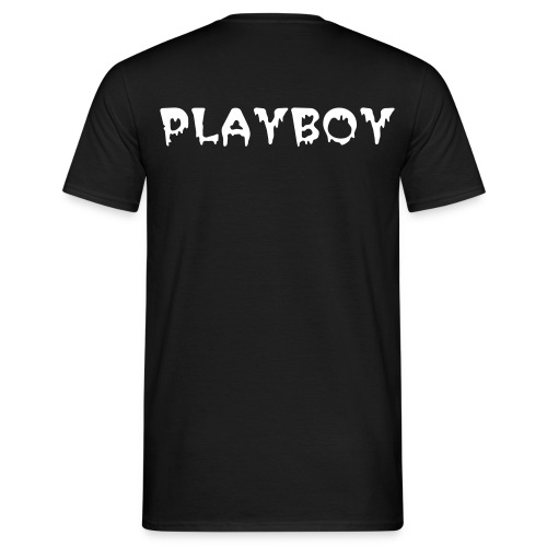 PLAYBOY - Herre-T-shirt