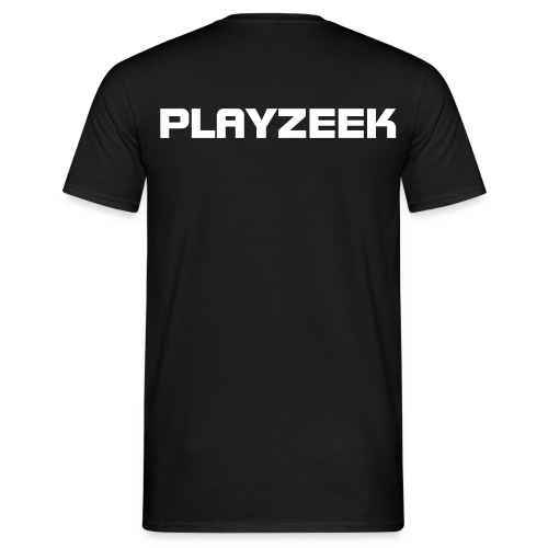 Playzeek - Herre-T-shirt
