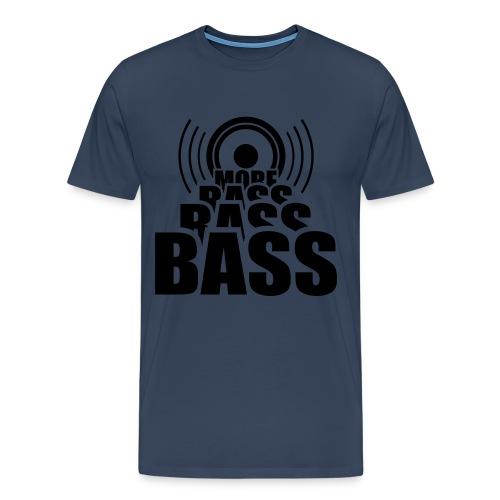 Bass Shirt - Men's Premium T-Shirt