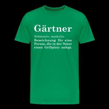 lustige Gärtner T-Shirts Comic lustig Sprüche T-Shirt | Spreadshirt