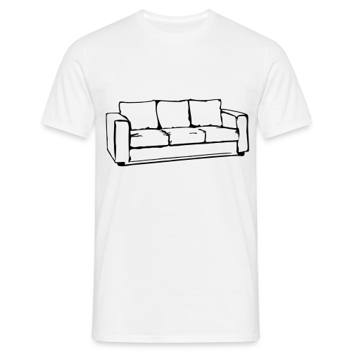 sofa - Men's T-Shirt