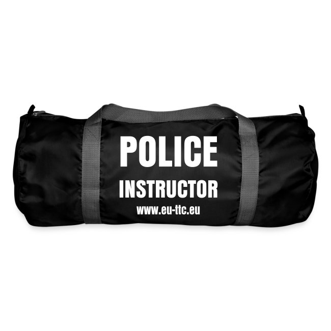 Sac Police Instructor