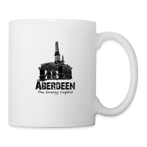Aberdeen - the Energy Capital mug - Mug