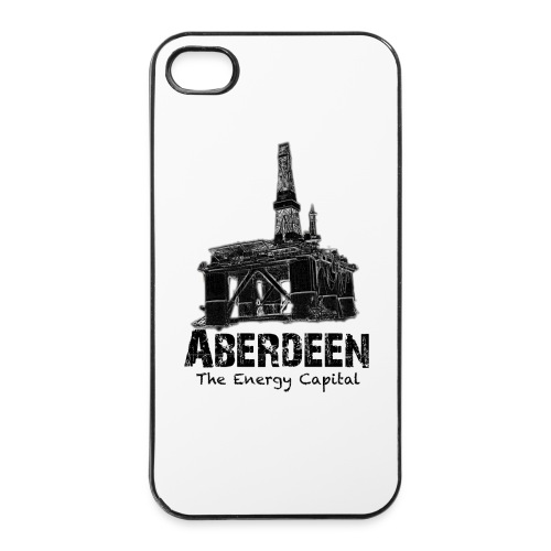 Aberdeen - the Energy City iPhone 4/4S hard case - iPhone 4/4s Hard Case