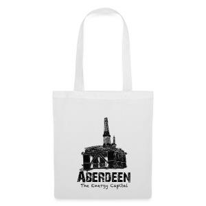 Aberdeen - the Energy Capital tote bag - Tote Bag
