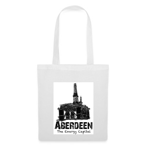 Aberdeen - the Energy Capital tote bag - Tote Bag