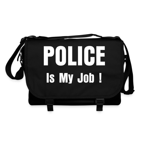 Sac POLICE is my job - Sac à bandoulière