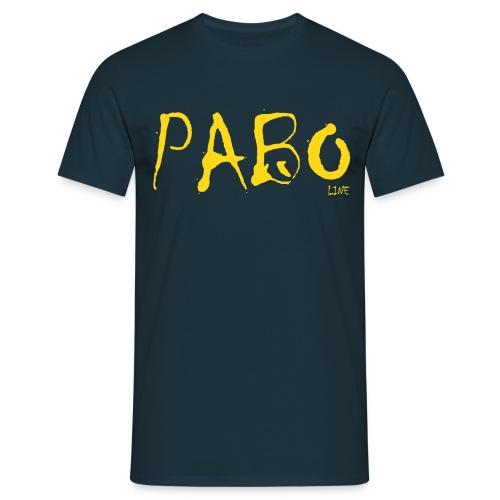 Männer Standard T-Shirt PABO line Freestyle - Männer T-Shirt