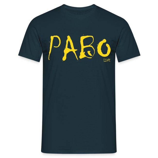 "Männer Standard T-Shirt ""PABO line Freestyle"""