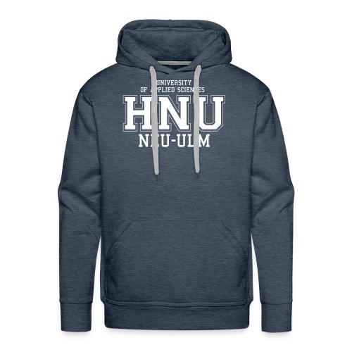 Hoodie - HNU - Männer Premium Hoodie