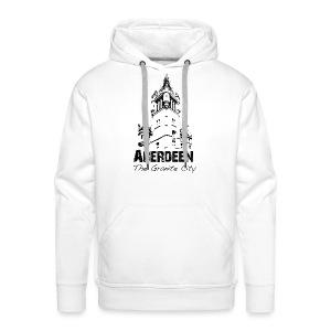Aberdeen - the Granite City men's hoodie - Men's Premium Hoodie