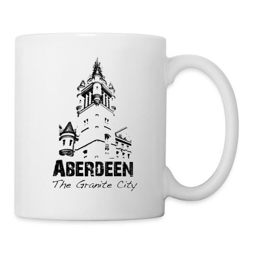 Aberdeen - the Granite City mug - Mug