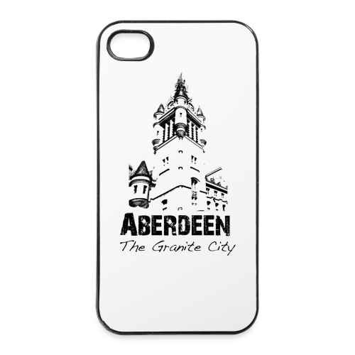 Aberdeen - the Granite City iPhone 4/4S hard case - iPhone 4/4s Hard Case