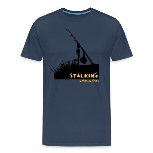 T-shirt stalking - T-shirt Premium Homme