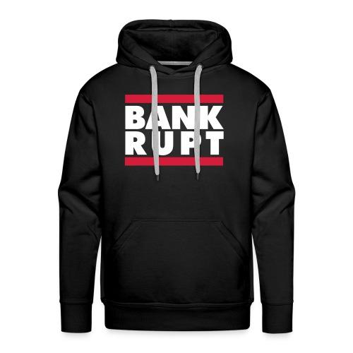 BankDMC hoodie [Black] - Premium hettegenser for menn
