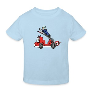 DL 23 - Kinder Bio-T-Shirt