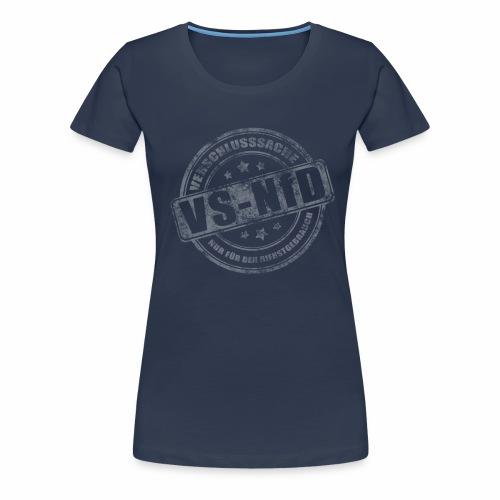 vsnfd Frauenshirt - Frauen Premium T-Shirt